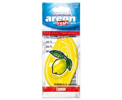 producto apymsa - AROMATIZANTE AUTOMOTRIZ LEMON AREON MKS12