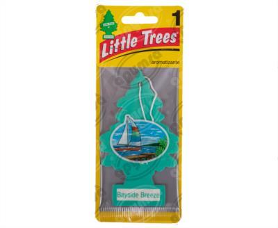 producto apymsa - AROMATIZANTE AUTOMOTRIZ BAYSIDE BREEZE LITTLE TREE U1P-17121