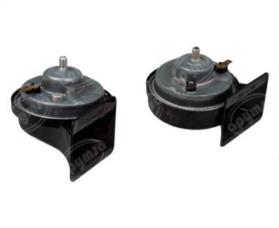 producto apymsa - BOCINA ELECTRICA 24V 2PZ TIPO CARACOL CON RELAY FIAMM 422261914