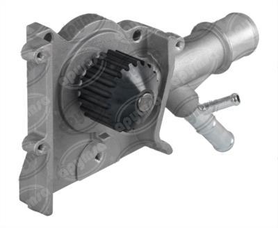 producto apymsa - BOMBA DE AGUA AUTOMOTRIZ FORD FOCUS LX , 4CIL 2.0L (SOHC), 00-05 CARFAN REFRIGERANTE P4123