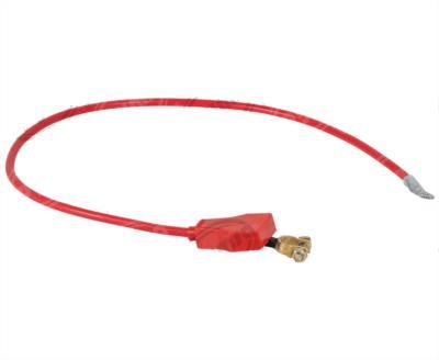 producto apymsa - CABLE ARMADO # 6 ROJO 110CM ACOSA #6-110