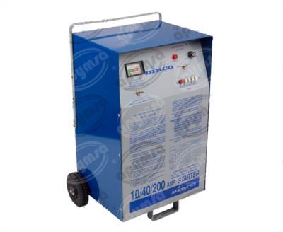 producto apymsa - CARGADOR BATERIA 6V - 12V 40A RAPIDA 40A 6-12 VCD DIRCO GB1001-R