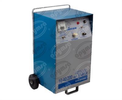 producto apymsa - CARGADOR BATERIA 6V - 12V RAPIDA AUTO CON RELOJ UNA BATERIA 6-12 VCD DIRCO GB-1001-R