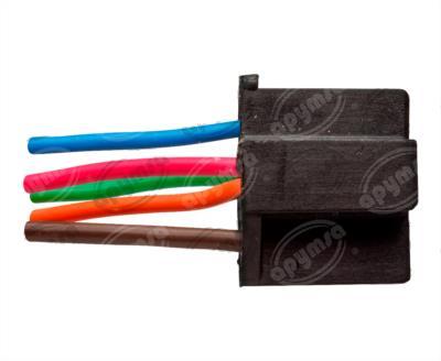 producto apymsa cara 4 - CONECTOR RELEVADOR UNIVERSAL 4-5TERMINALES UNIVERSAL REFORZADO NACIONAL S-654