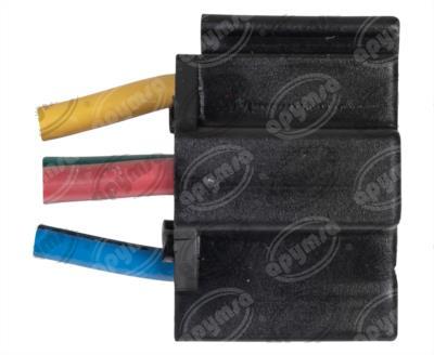 producto apymsa cara 3 - CONECTOR RELEVADOR UNIVERSAL 4-5TERMINALES REFORZADO NACIONAL S-654