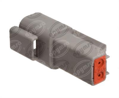 producto apymsa - CONECTOR DIAGNOSTICO PIN 2 VIAS DEUTSCH DT04-2 P