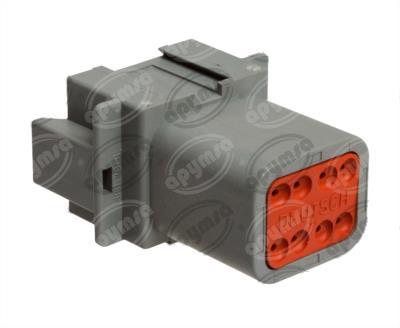 producto apymsa - CONECTOR DIAGNOSTICO PIN 8 VIAS DEUTSCH OVERSTOCK DT04-8 P