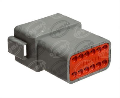 producto apymsa - CONECTOR DIAGNOSTICO PIN 12 VIAS DEUTSCH OVERSTOCK DT04-12 P