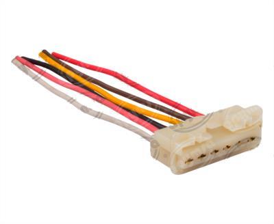 producto apymsa - CONECTOR CAMBIO DE LUZ 6 HEMBRATERMINALES CUTLASS SUBURBAN SILVERADO BLAZER MICROBUS NACIONAL 1454600