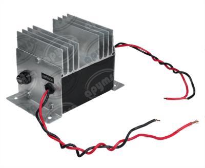 producto apymsa - CONVERTIDOR VOLTAJE ELECTRONICO 24V A 12V 3A CORRIENTE DIRECTA AUTOBUS NACIONAL DC/DC