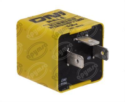 producto apymsa - DESTELLADOR LUCES 12V 3TERMINALES LED E INCANDECENTE DNI 1114