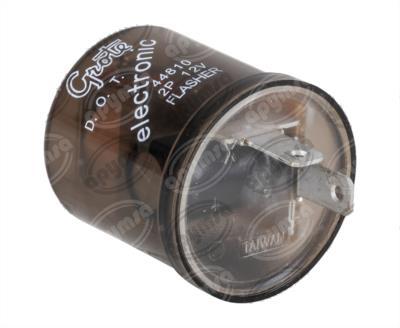 producto apymsa - DESTELLADOR LUCES 12V 2TERMINALES 10 LAMPARAS GROTE 44810-3