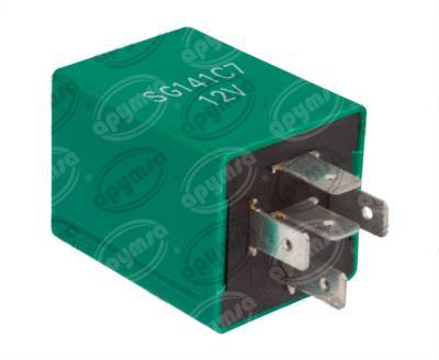 producto apymsa - DESTELLADOR LUCES 12V 5TERMINALES STRATUS NEON PT CRUISER AVENGER 01-14 DYNAMIC EFL-95
