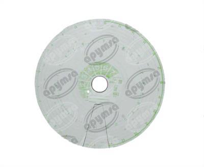producto apymsa - DISCO DE TACOGRAFO AUTOMOTRIZ 125-7X24 PARA 7 DIAS CAJA 10 JUEGOS VOLVO VDO OVERSTOCK 190-007-120-000