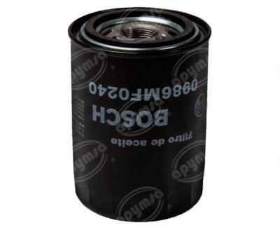 producto apymsa - FILTRO ACEITE DODGE HYUNDAI H-100 DIESEL 2.5L 07-09 BOSCH 0 986 MF0 240