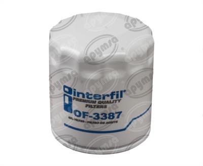 producto apymsa - FILTRO ACEITE CHEVROLET ASTRA 4CIL 2.0L 02-06 INTERFIL OF-3387