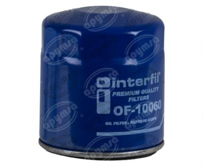 producto apymsa - FILTRO ACEITE CHEVROLET SILVERADO 1500  PICK-UP V8 4.8L 07-13 INTERFIL OF-10060