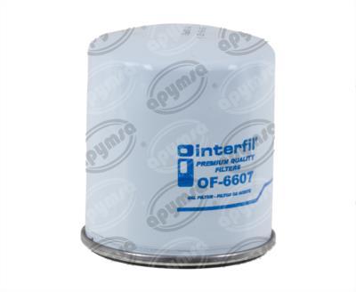 producto apymsa - FILTRO ACEITE HONDA ACCORD I-VTEC V6 3.5L 08-12 INTERFIL OF-3593