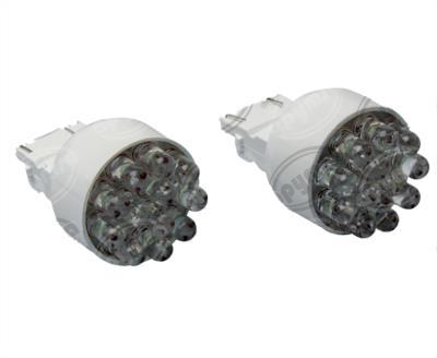 producto apymsa - FOCO LEDS 3157 BLANCO 12V 12 LEDS 27-7W 2PZ HQL OUTLET 3157