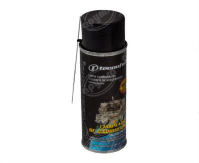 producto apymsa - LIMPIADOR CARBURADOR 283.5G Y CUERPO DE ACELERACION EN AEROSOL TECNOFUEL-QUIMICOS CLEAN