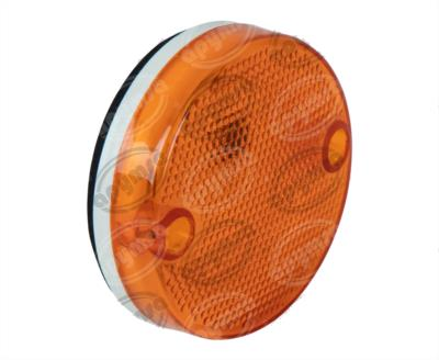 producto apymsa - PLAFON LEDS (9), AMBAR REDONDO DE NAVEGACIÓN 12-24V NACIONAL 6085