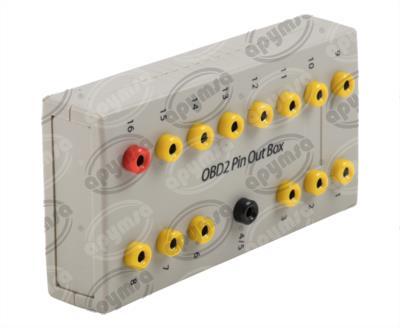 producto apymsa - MONITOR AUTOMOTRIZ PINOUT BOX IMPORTADO PINOUT BOX