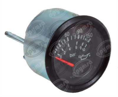 producto apymsa - MARCADOR PRESION ACEITE 24V ELECTRICO VDO 350-040-009C