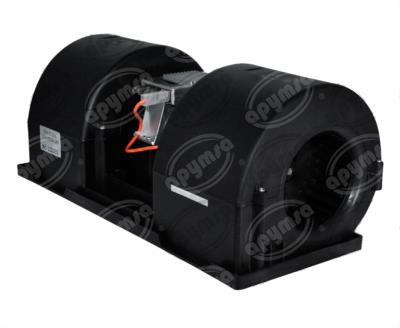 producto apymsa - MOTOR CALEFACCION 24V CIROCO DOBLE COMPLETO AUTOBUS A/A CARFAN MV 3520-24-24V