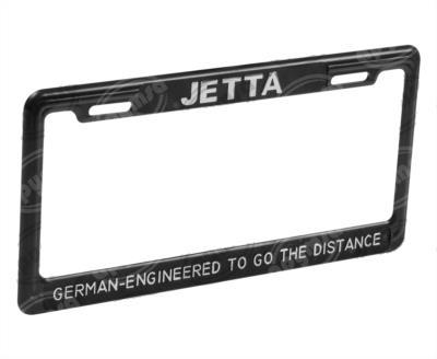 producto apymsa - PORTA PLACA AUTOMOTRIZ JETTA ( GERMAN ENGENIEERED TO ) JGO EXTREME A112-E-NT