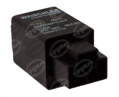 producto apymsa - DESTELLADOR LUCES 12V 3TERMINALES 27W INFINITI NISSAN TSURU II III PICK-UP URVAN WEISCHLER EFL-22
