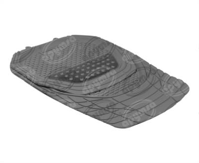 producto apymsa - TAPETE HULE GRIS, 4 PIEZAS CON HUELLA CARBONO EXTREME IAC66320