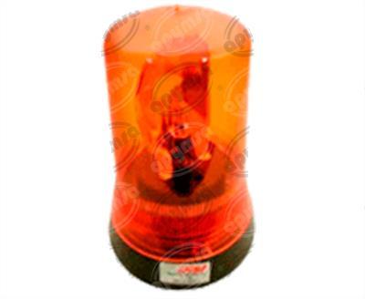 producto apymsa - TORRETA TIPO MONTACARGAS AMBAR 12V 55W TIPO HELLA CHICA BASE PLASTICO ATORNILLABLE IMPORTADO TO-CH-12