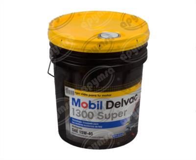 producto apymsa - LUBRICANTE ACEITE MULTIGRADO (MINERAL) 15W40. 19L 1300 SUPER CUBETA MOBIL 15W40