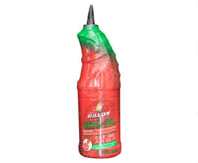 producto apymsa - LUBRICANTE ACEITE DE TRANSMISION GEAR OIL SAE 140 API GL-1 945 ML    RALOY 1786