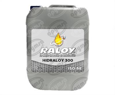 producto apymsa - LUBRICANTE ACEITE HIDRAULICO HIDRALOY 300   RALOY 301B