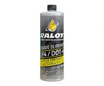 producto apymsa - LIQUIDO DE FRENOS AUTOMOTRIZ DOT-4 950 ML RALOY 1469