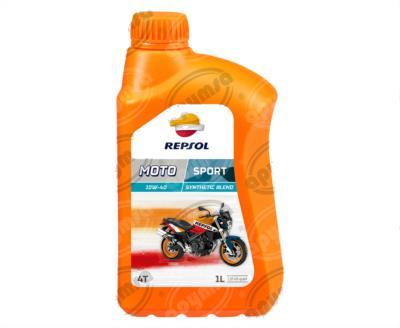 producto apymsa - LUBRICANTE ACEITE MOTO SPORT 4T 10W-40 CP-1 REPSOL RP180N51