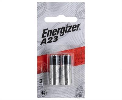 producto apymsa - PILA ALCALINA A23 12 V BP2 ENERGIZER A23BPZ-2