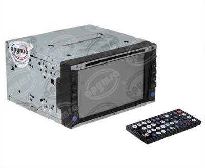 producto apymsa - AUTOESTEREO AUTOMOTRIZ CD, MP3, USB, AM/FM GPS, AUX HF HF-6500UBG