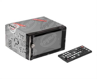 producto apymsa - AUTOESTEREO AUTOMOTRIZ CD, MP3, USB, AM/FM BLEUTOOTH, AUX, CONTROL REMOTO HF HF6000UIB