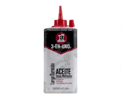 producto apymsa - LUBRICANTE ACEITE 3-EN-UNO ACEITE 90 ML. 3 EN 1 521362